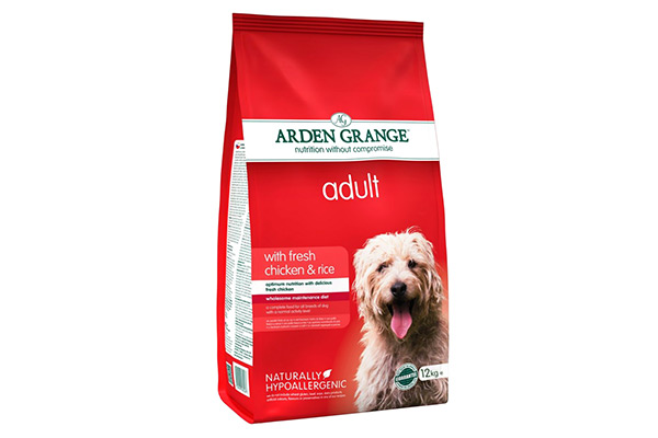 Arden Grange Adult Chicken and Rice package